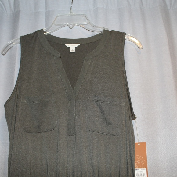 Sonoma Dresses & Skirts - NWT Olive Sonoma Everyday dress